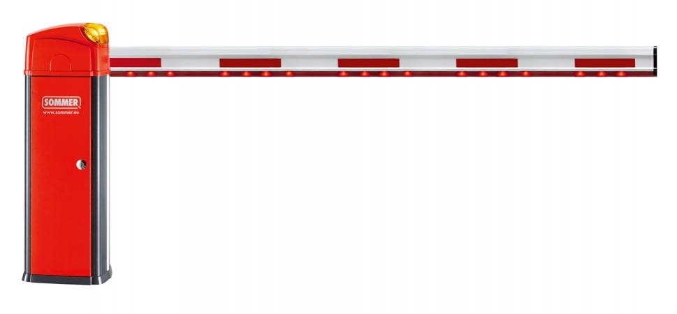 Įvažiavimo / išvažiavimo barjeras SOMMER ASB-5014A