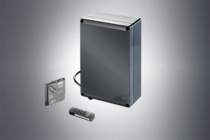 Varstomų kiemo vartų valdymo blokas SOMMER Twist XL