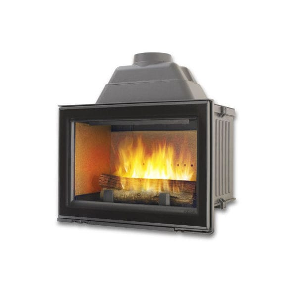 Ketinis židinio ugniakuras CHAZELLES HP800 L