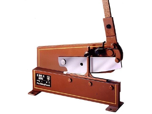 Lakštinio metalo žirklės Peddinghaus 2 BR-4/300/2
