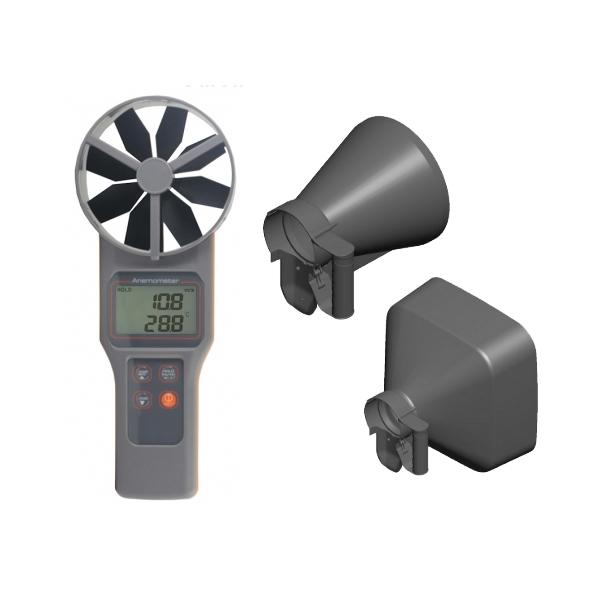 Daugiafunkcinio termo anemometro VZ8917 nuoma