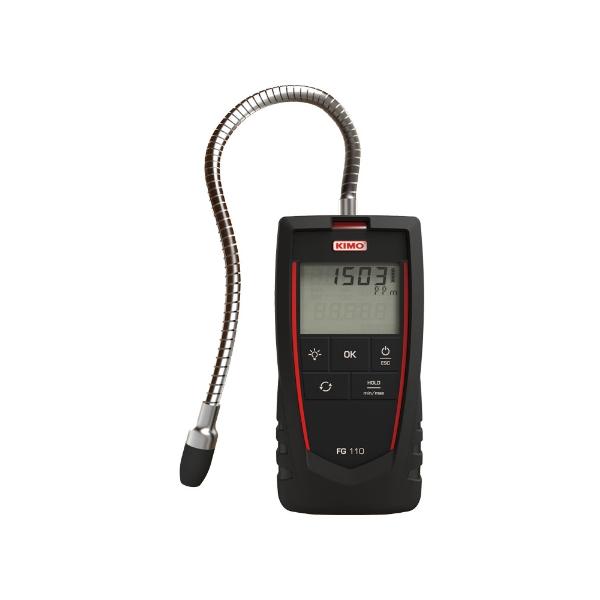 Dujų nuotėkio detektoriaus KIMO FG 110 nuoma