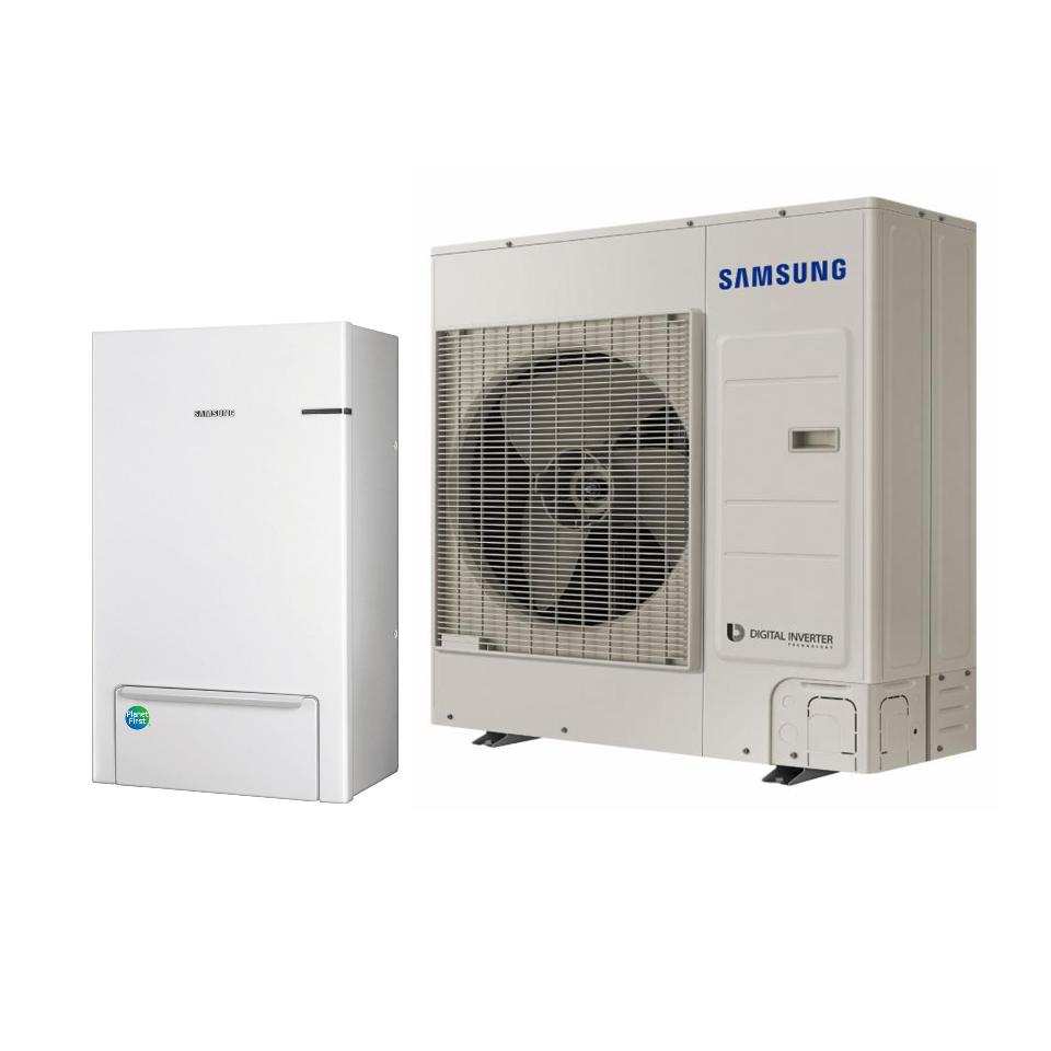 Oras-vanduo šilumos siurblys Samsung AE090JNYDEH/EU - AE090JXEDEH/EU