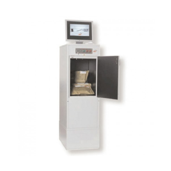 Spalvotas rentgeno aparatas laiškų ir siuntų patikrai PKI 7110