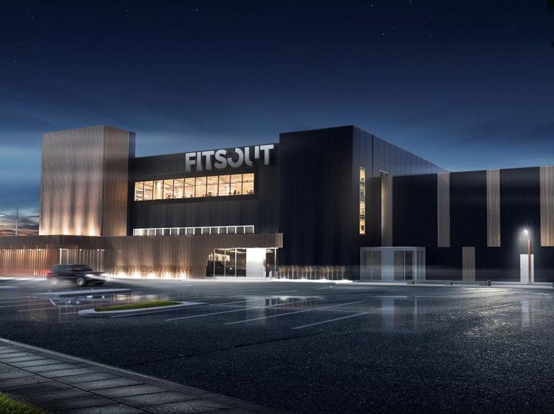 Vykdėme darbus naujame baldų fabrike FITSOUT   21 000 m2 ploto objekte atlikome priešgaisrinių ir apsaugos sistemų įrengimą, praėjimo kontrolės įrengimo darbus.