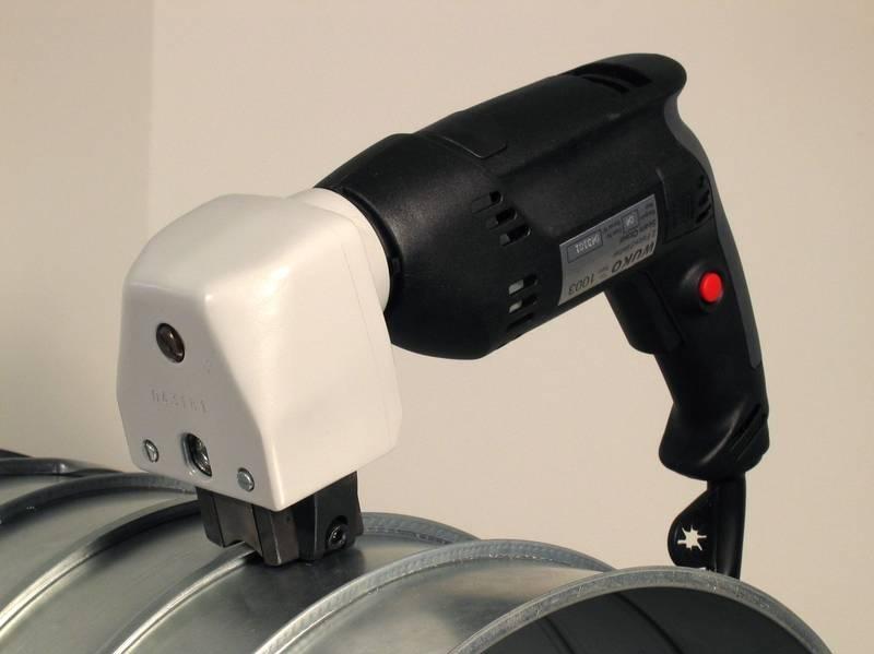 Kraštų valcavimo įrankis WUKO Seam Closer 1003A