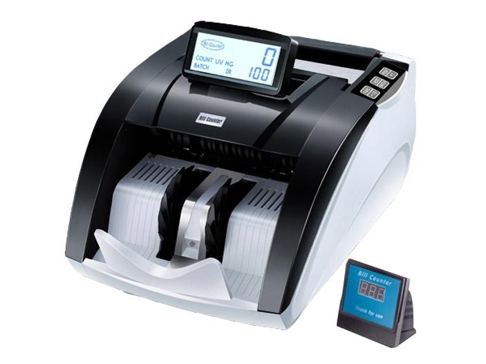 Pinigų tikrinimo ir skaičiavimo aparatas SE-9250