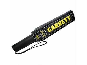 Metalo detektoriaus Garrett SUPER SCANNER V nuoma