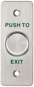 Išėjimo atidarymo mygtukai